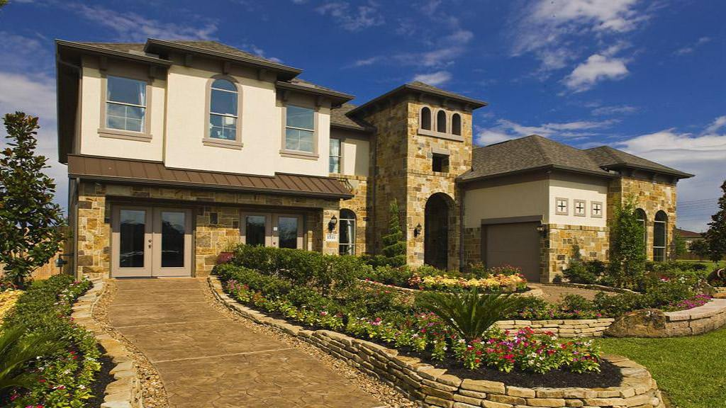 Exterior featured in the Marseille Plan By Taylor Morrison in Houston, TX