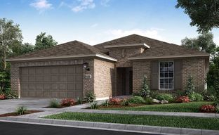 Bonterra at Woodforest 50s by Taylor Morrison in Houston Texas