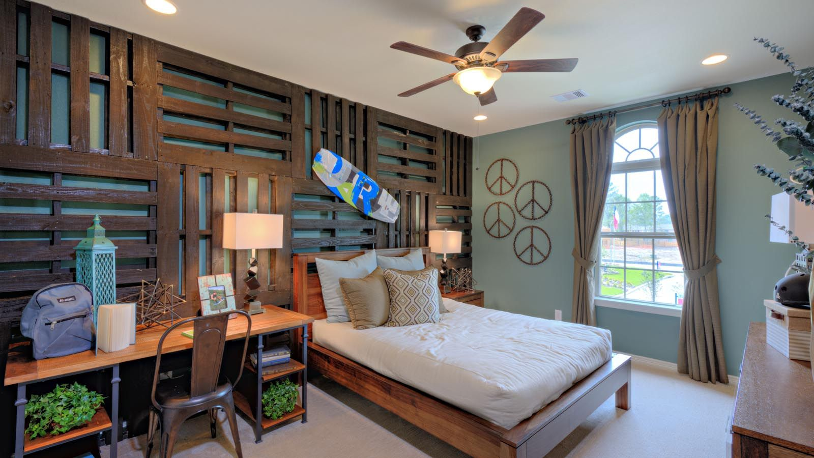 Bedroom featured in the Milano Plan By Taylor Morrison in Houston, TX