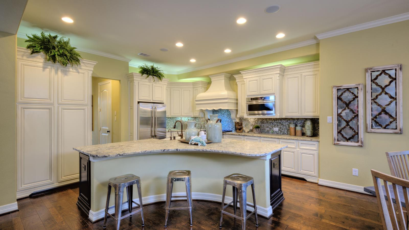 Kitchen featured in the Milano Plan By Taylor Morrison in Houston, TX