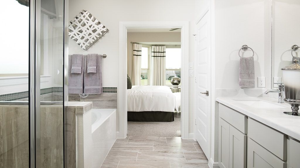 Bathroom featured in the Jasmine By Taylor Morrison in Houston, TX
