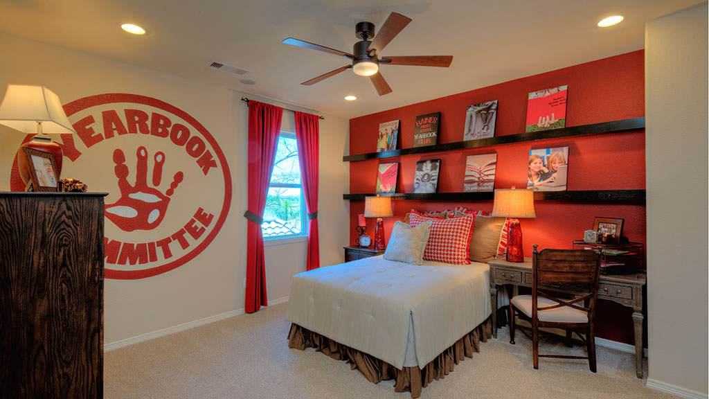 Bedroom featured in the Positano Plan By Taylor Morrison in Houston, TX