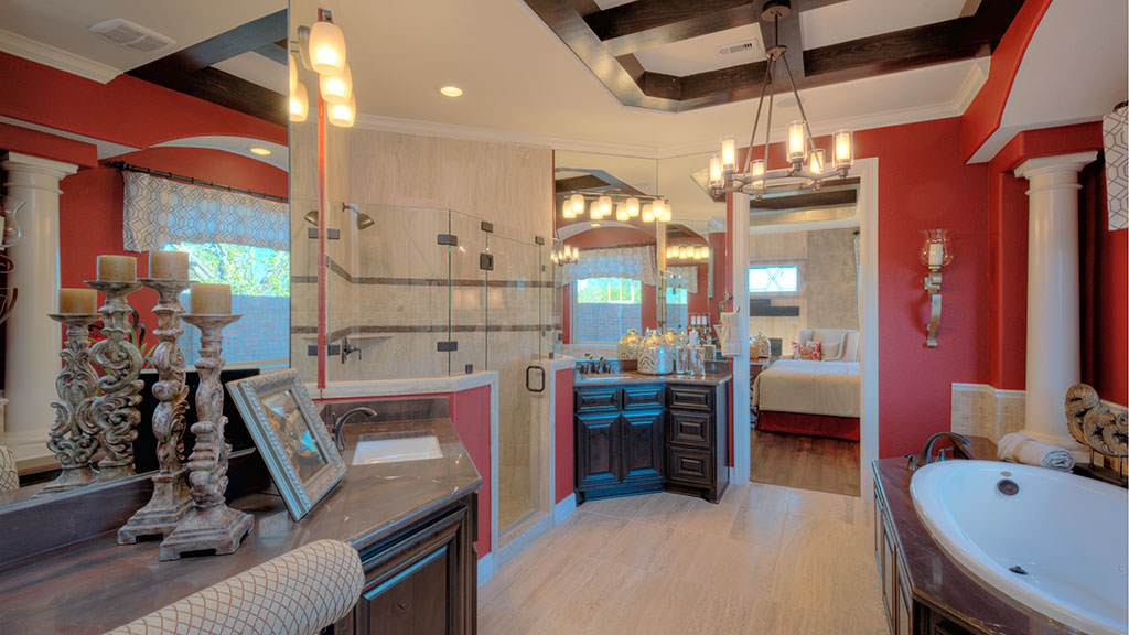 Bathroom featured in the Positano Plan By Taylor Morrison in Houston, TX