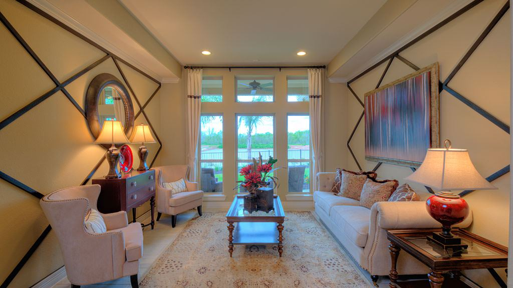 Living Area featured in the Positano Plan By Taylor Morrison in Houston, TX