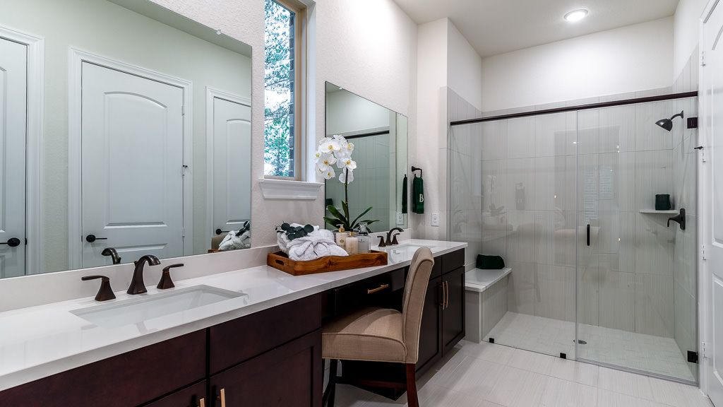 Bathroom featured in the Calabash By Taylor Morrison in Houston, TX