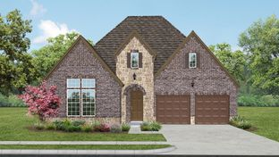 4907 - Bonterra at Woodforest 60s - Darling: Montgomery, Texas - Taylor Morrison