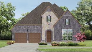 5135 - Bonterra at Cross Creek Ranch 60s: Fulshear, Texas - Darling  Homes