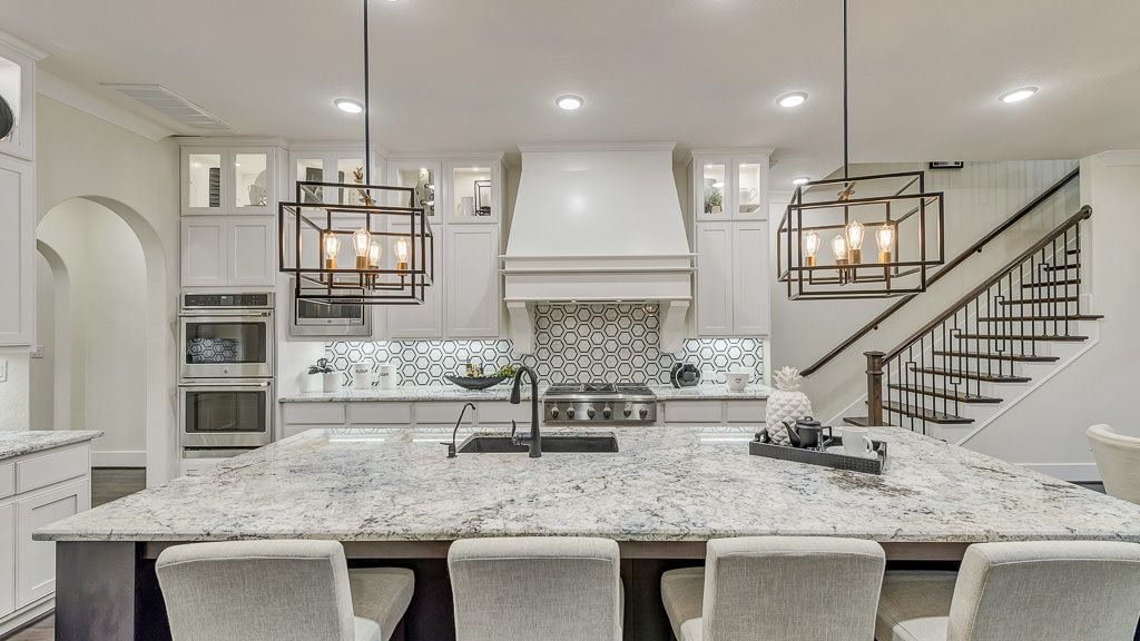 Kitchen featured in the 8091 By Darling  Homes in Houston, TX