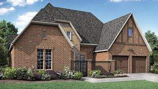 6734 - The Woodlands, Smooth Stream 65s - Darling: The Woodlands, Texas - Taylor Morrison