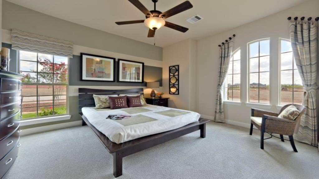Bedroom featured in the 6734 By Darling  Homes in Houston, TX
