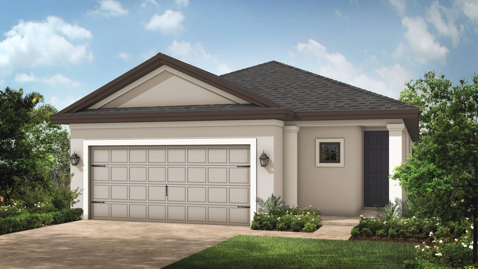Exterior featured in the Marco By Taylor Morrison in Orlando, FL