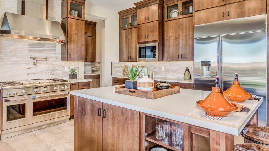 Kitchen featured in the Cottonwood By Taylor Morrison in Phoenix-Mesa, AZ