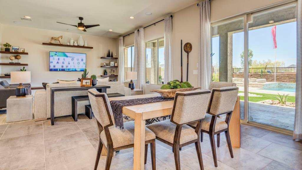 Living Area featured in the Cottonwood By Taylor Morrison in Phoenix-Mesa, AZ