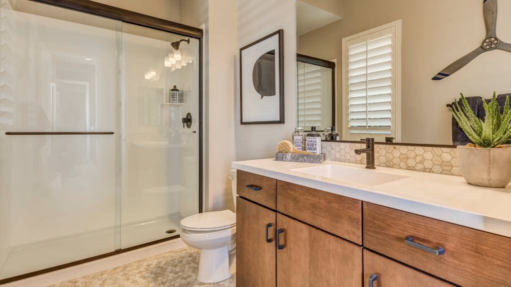 Bathroom featured in the Cottonwood By Taylor Morrison in Phoenix-Mesa, AZ