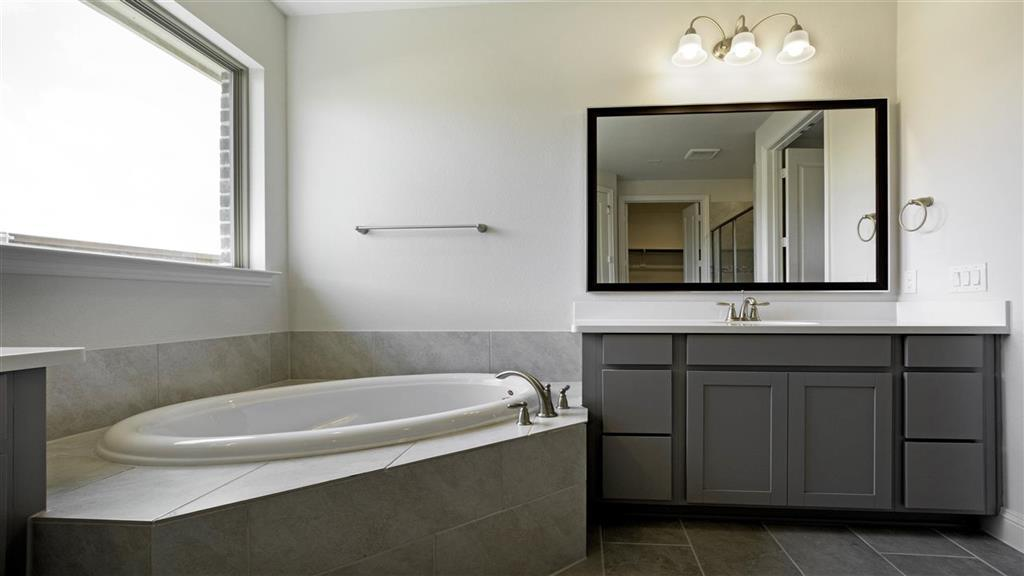 Bathroom featured in the Amber Plan By Taylor Morrison in Dallas, TX