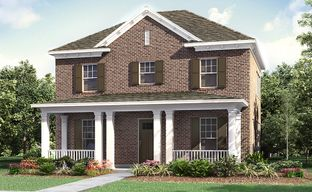 Tucker Hill 46s by Darling  Homes in Dallas Texas