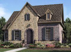 1821 Plan - Tucker Hill 46s: McKinney, Texas - Darling  Homes