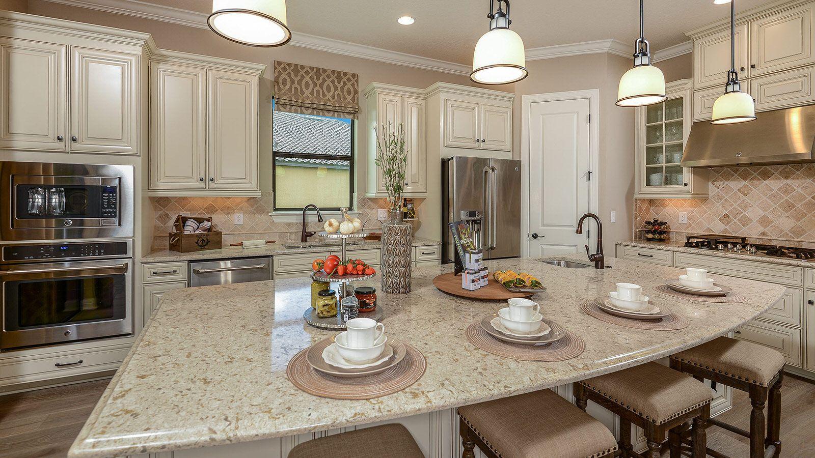 Kitchen featured in the Lazio 3 car By Taylor Morrison in Sarasota-Bradenton, FL