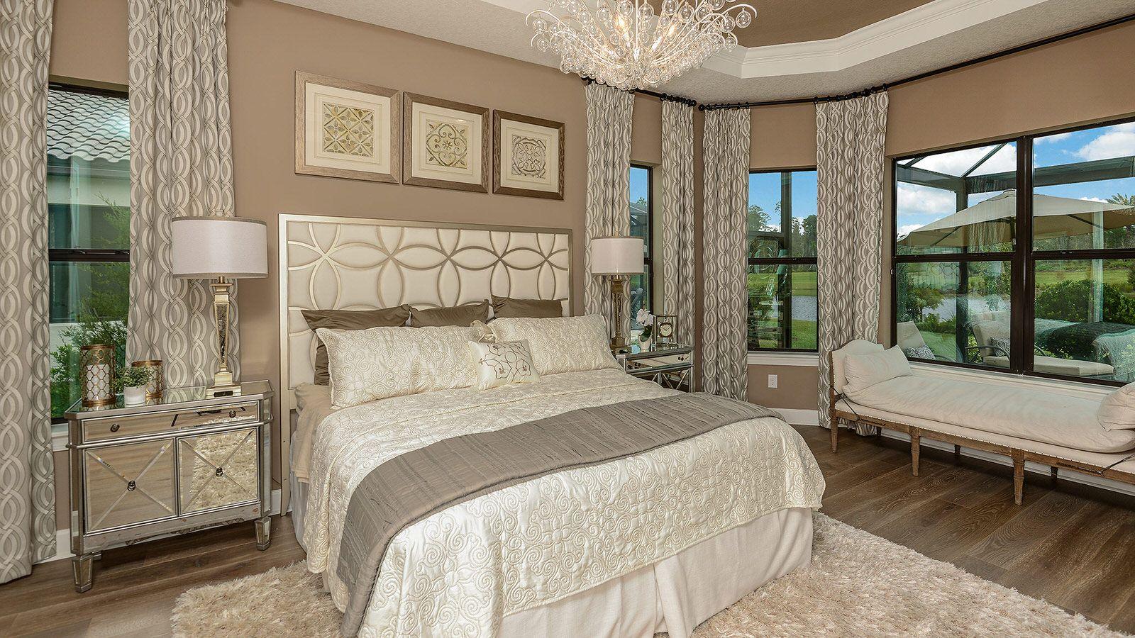 Bedroom featured in the Lazio 3 car By Taylor Morrison in Sarasota-Bradenton, FL