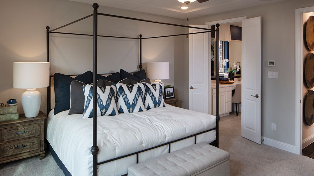 Bedroom featured in the Chambray Plan By Taylor Morrison in Dallas, TX