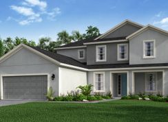 Sand Key Plan - Woodland Park: Orlando, Florida - Taylor Morrison