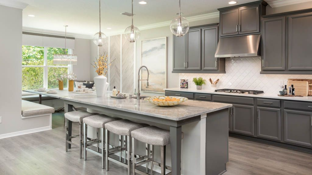 Kitchen featured in the Sand Key By Taylor Morrison in Orlando, FL