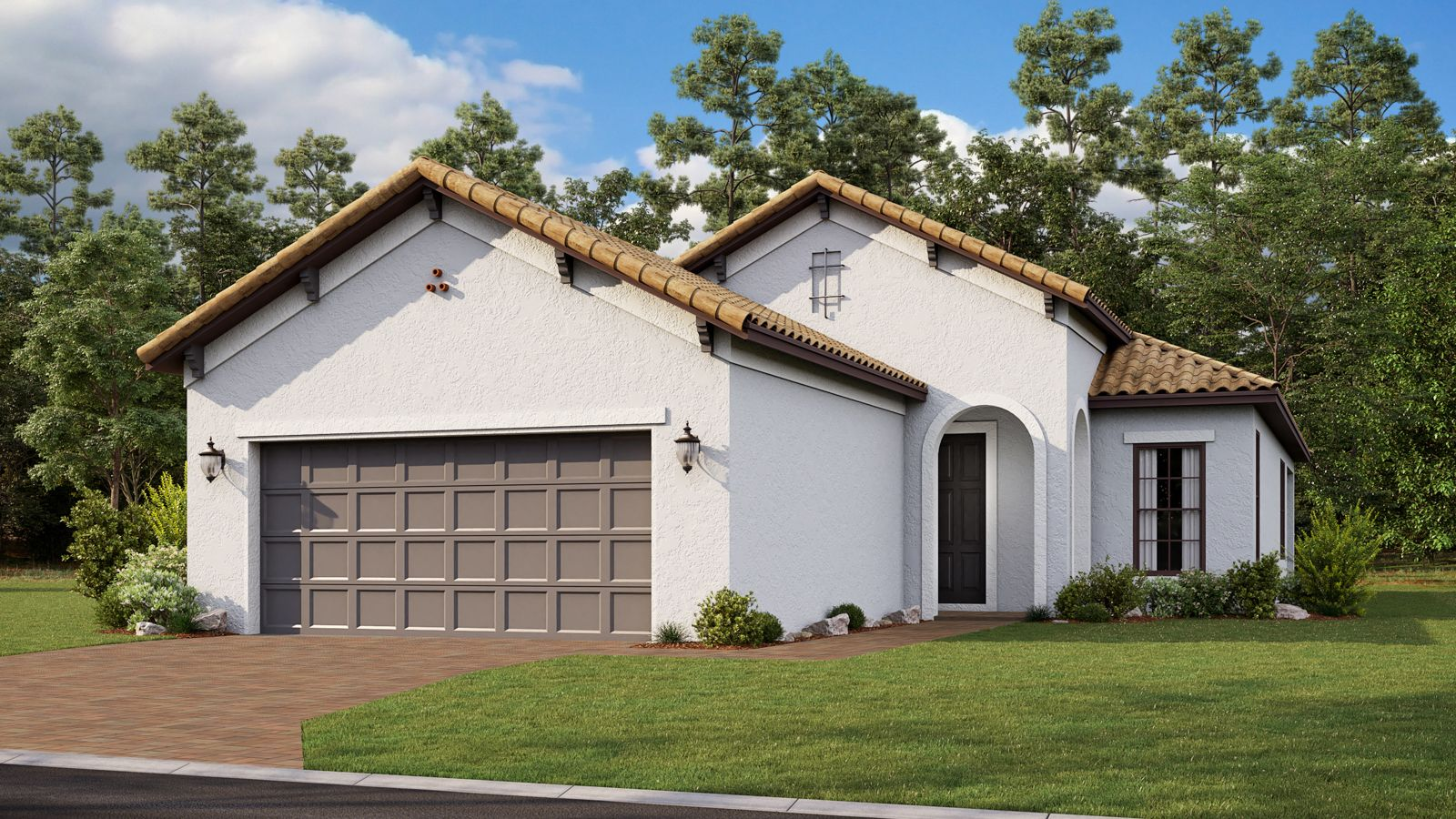 Exterior featured in the Capri By Taylor Morrison in Martin-St. Lucie-Okeechobee Counties, FL