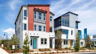 Residence 1  WLH - Fringe at Novel Park: Irvine, California - Taylor Morrison