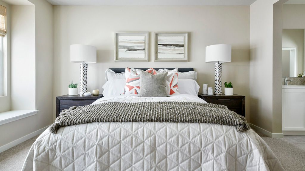 Bedroom featured in the Residence 4 WLH By Taylor Morrison in Orange County, CA