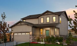 Edgewater 40C1 - The City Collection at Southshore: Aurora, Colorado - Taylor Morrison