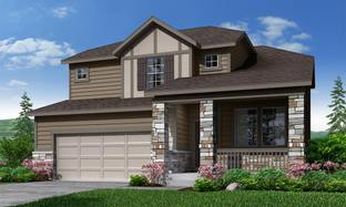 Georgetown 40C4 - The City Collection at Lakes at Centerra: Loveland, Colorado - Taylor Morrison