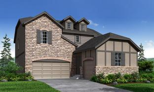Marble 40C5 - The City Collection at Lakes at Centerra: Loveland, Colorado - Taylor Morrison