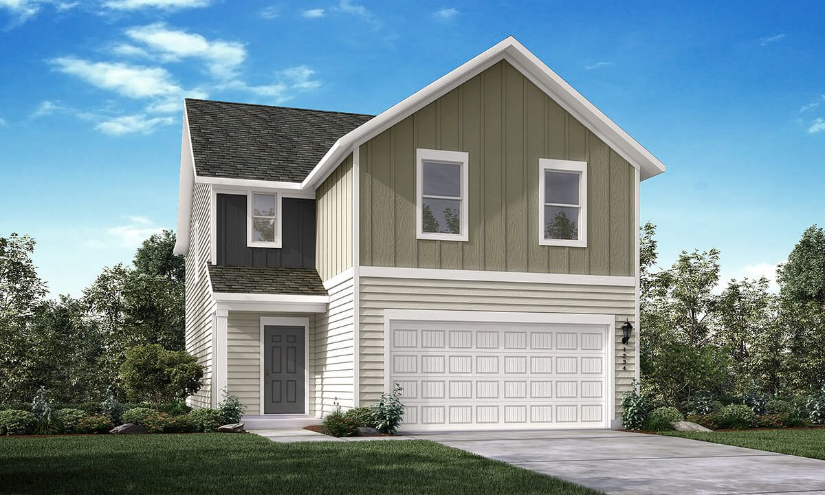 Exterior featured in the Cadence WLH By Taylor Morrison in Austin, TX