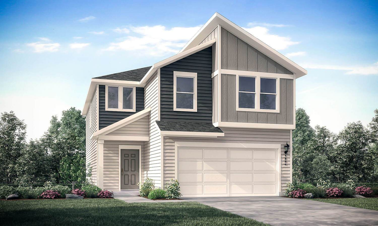 Exterior featured in the Cadence By Taylor Morrison in Austin, TX