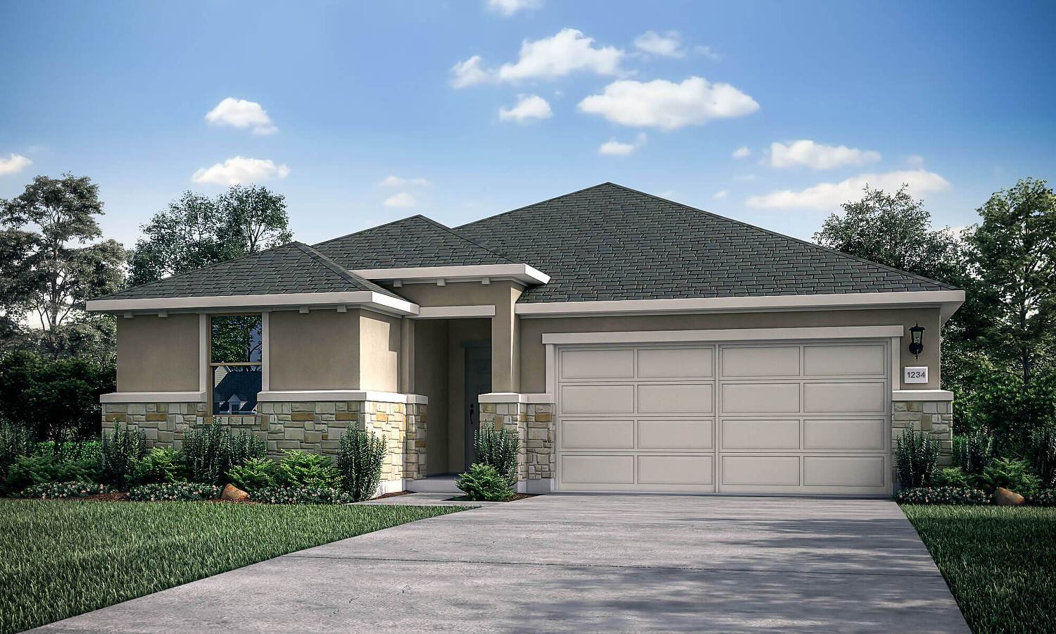 Exterior featured in the Blanco WLH By Taylor Morrison in Austin, TX