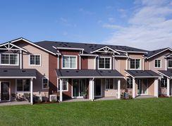 Thea WLH - Sunridge Townhomes: Kent, Washington - Taylor Morrison
