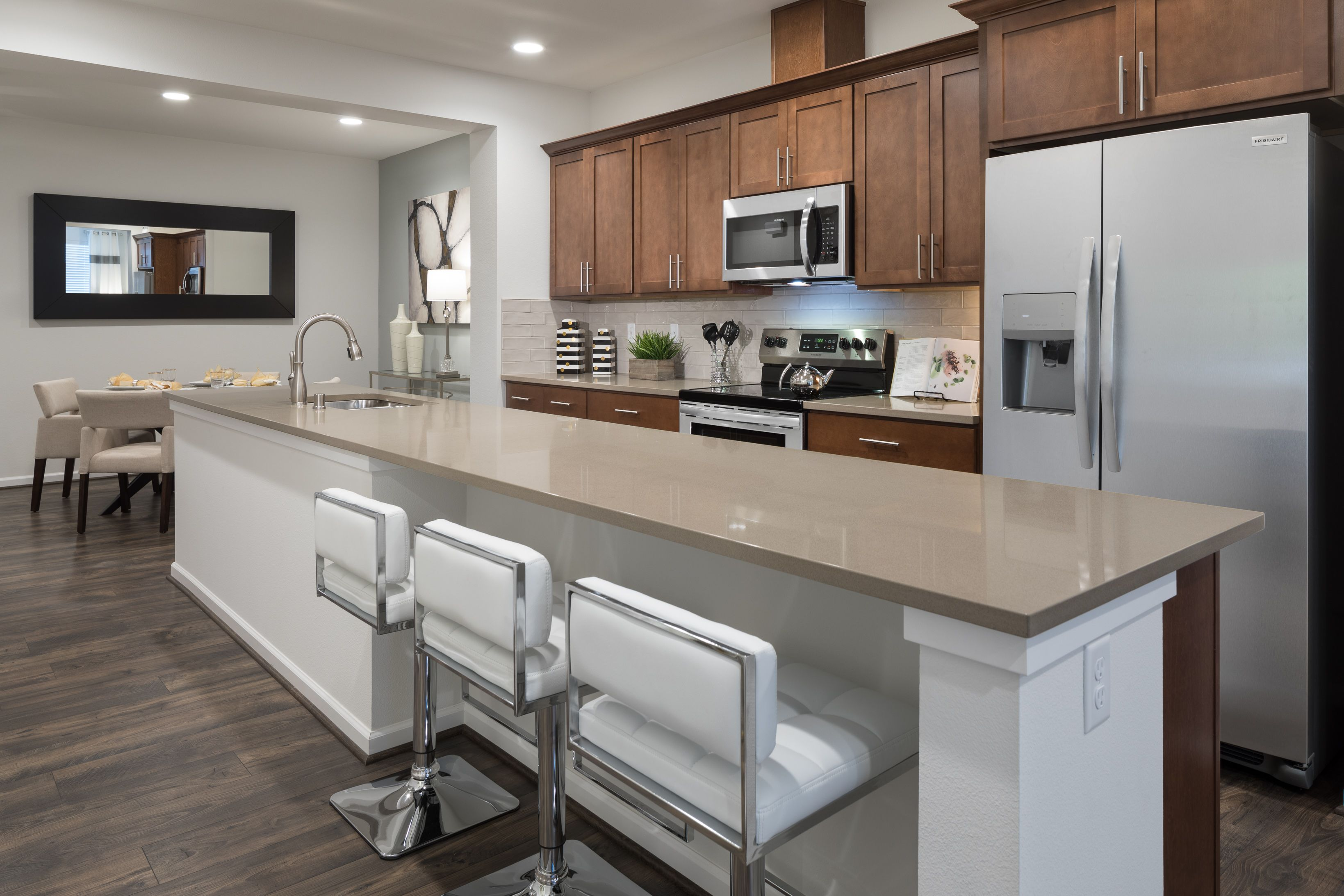 Kitchen featured in the Alba WLH By Taylor Morrison in Seattle-Bellevue, WA
