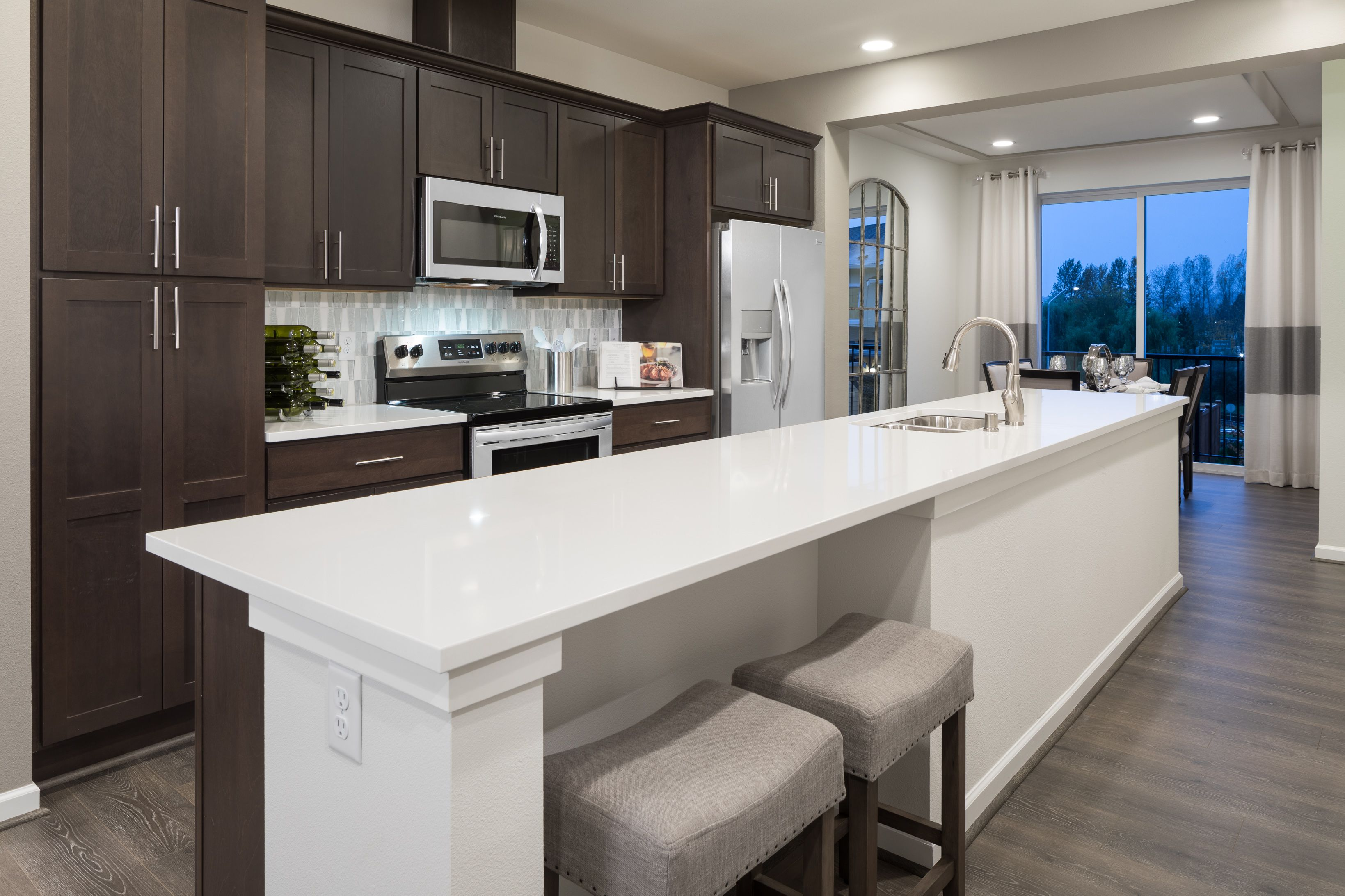 Kitchen featured in Thea WLH By Taylor Morrison in Seattle-Bellevue, WA