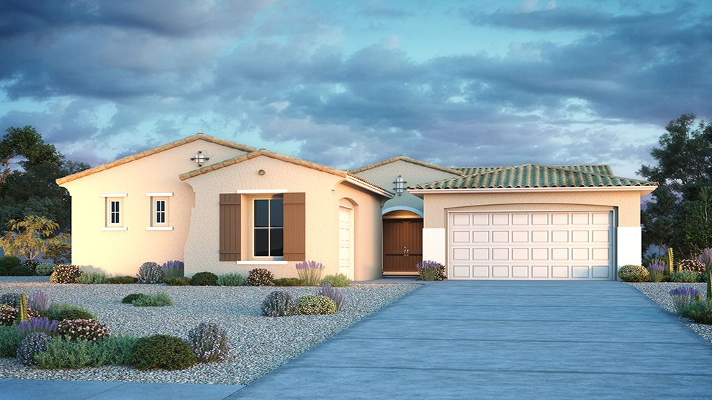 Exterior featured in the Mustang By Taylor Morrison in Phoenix-Mesa, AZ