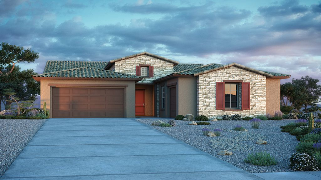 Exterior featured in the Shire By Taylor Morrison in Phoenix-Mesa, AZ