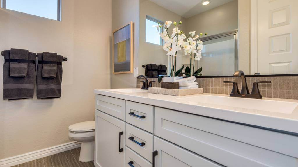 Bathroom featured in the Revere By Taylor Morrison in Phoenix-Mesa, AZ