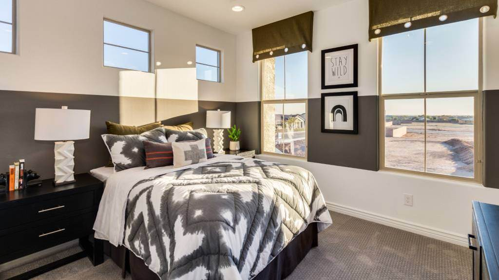 Bedroom featured in the Revere By Taylor Morrison in Phoenix-Mesa, AZ