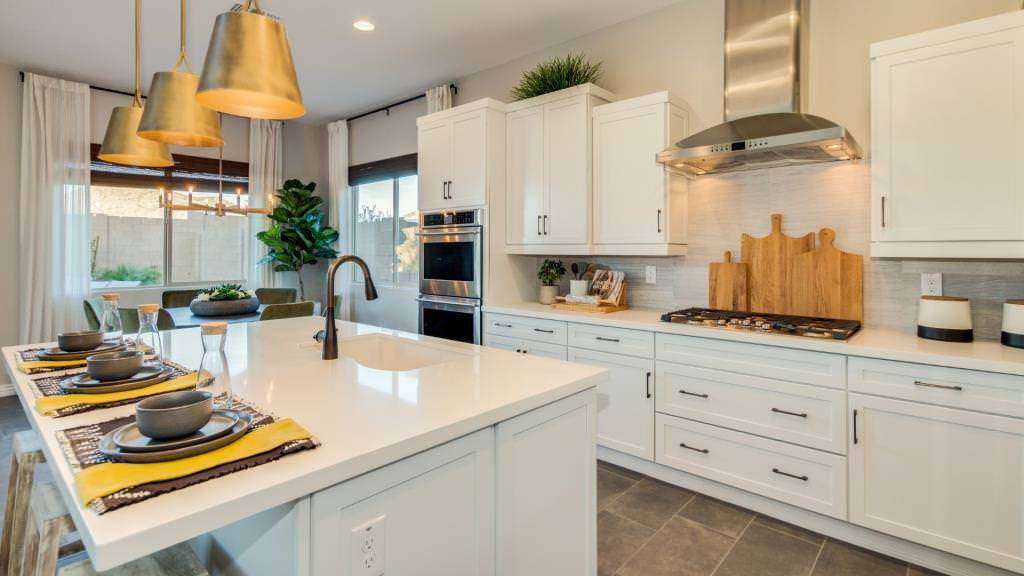 Kitchen featured in the Revere By Taylor Morrison in Phoenix-Mesa, AZ