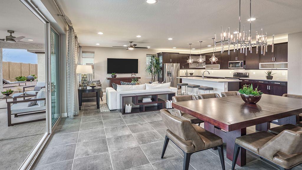 Living Area featured in the Coronado By Taylor Morrison in Phoenix-Mesa, AZ