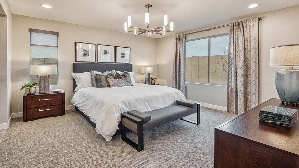Bedroom featured in the Coronado By Taylor Morrison in Phoenix-Mesa, AZ