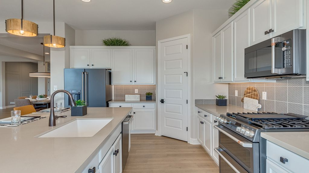 Kitchen featured in the Adelaide By Taylor Morrison in Phoenix-Mesa, AZ