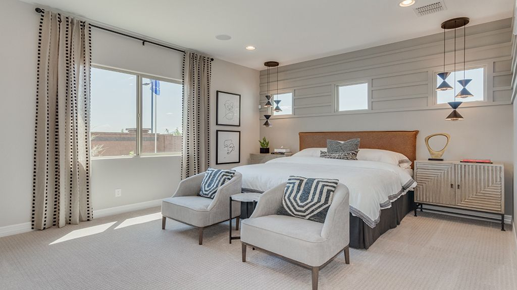Bedroom featured in the Adelaide By Taylor Morrison in Phoenix-Mesa, AZ