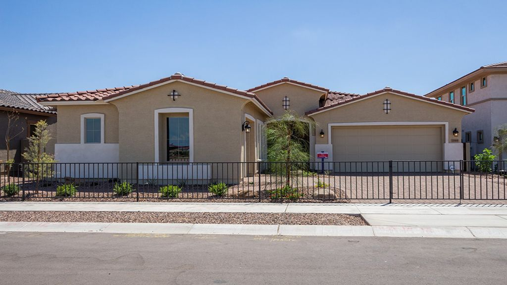 Exterior featured in the Adelaide By Taylor Morrison in Phoenix-Mesa, AZ