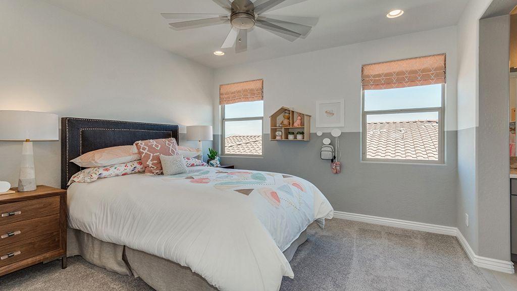 Bedroom featured in the Hampton By Taylor Morrison in Phoenix-Mesa, AZ