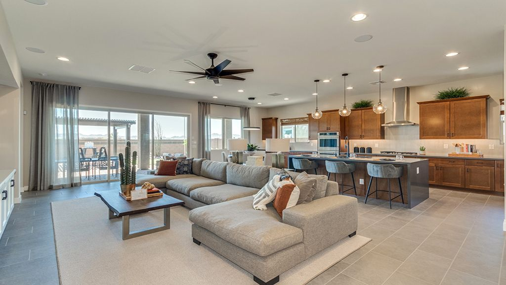 Living Area featured in the Hilary By Taylor Morrison in Phoenix-Mesa, AZ